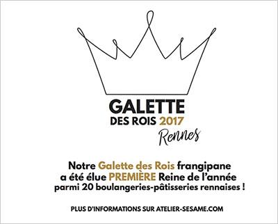 Galette des Rois 2017 Rennes