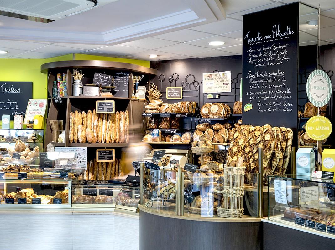 Boulangerie Coupel à Rennes